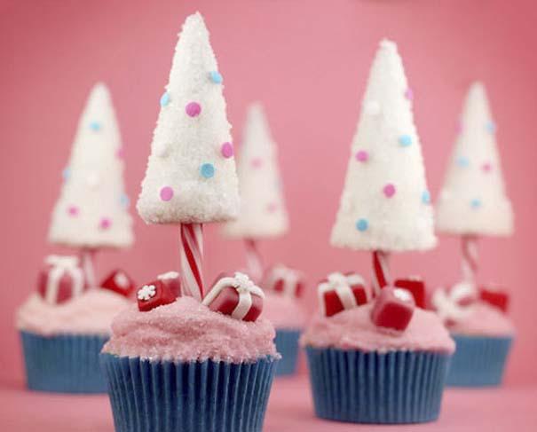 Χριστουγεννιάτικα cupcakes (22)