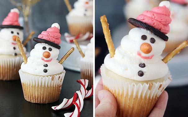 Χριστουγεννιάτικα cupcakes (23)