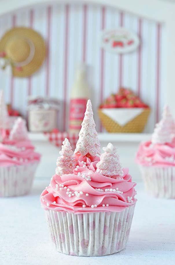 Χριστουγεννιάτικα cupcakes (24)