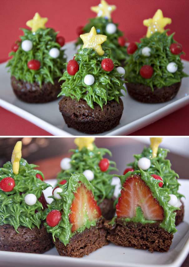 Χριστουγεννιάτικα cupcakes (25)