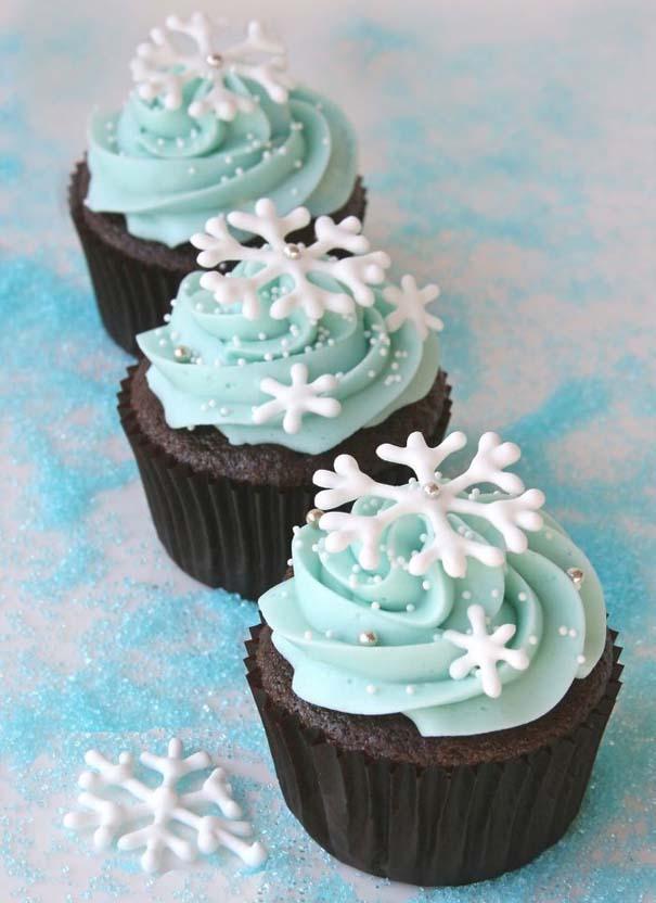 Χριστουγεννιάτικα cupcakes (26)