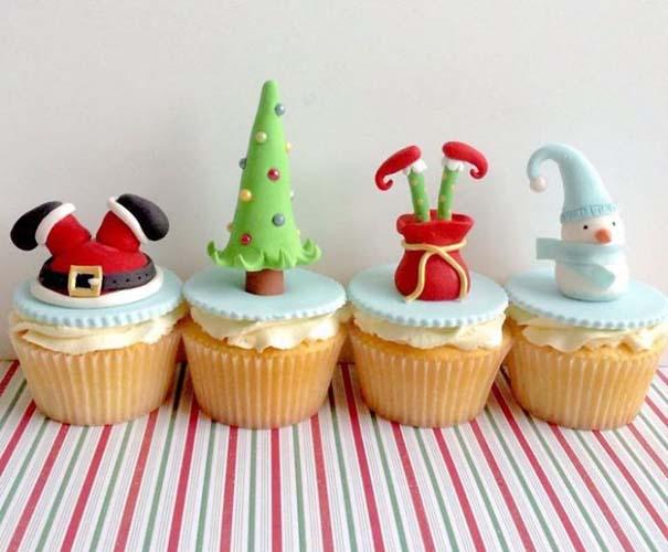 Χριστουγεννιάτικα cupcakes (27)