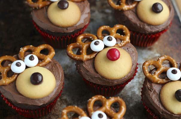 Χριστουγεννιάτικα cupcakes (1)