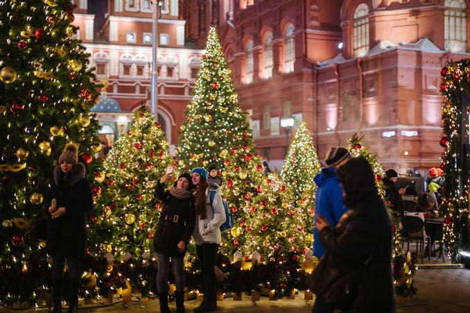 Η χριστουγεννιάτικη Μόσχα είναι απλά μαγευτική! (1)