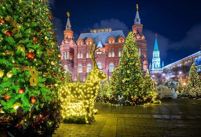 Η χριστουγεννιάτικη Μόσχα είναι απλά μαγευτική! (11)