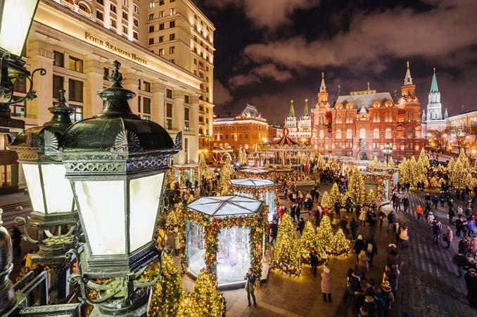Η χριστουγεννιάτικη Μόσχα είναι απλά μαγευτική! (18)