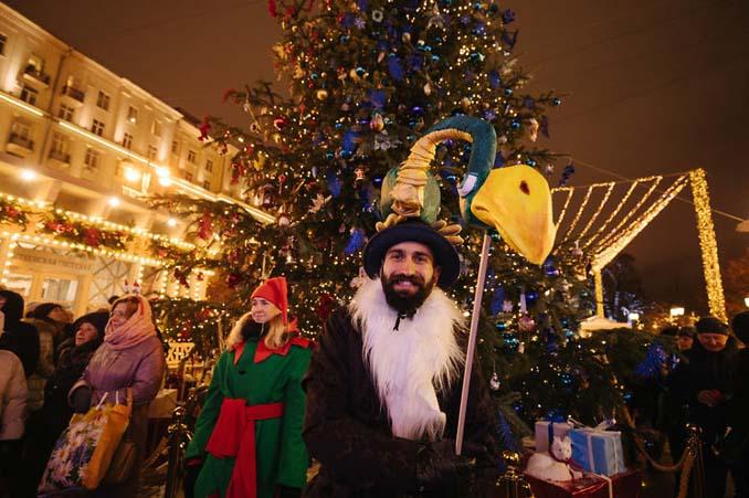 Η χριστουγεννιάτικη Μόσχα είναι απλά μαγευτική! (2)