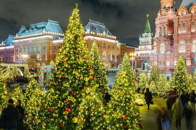 Η χριστουγεννιάτικη Μόσχα είναι απλά μαγευτική! (3)