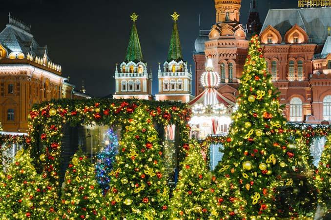 Η χριστουγεννιάτικη Μόσχα είναι απλά μαγευτική! (4)