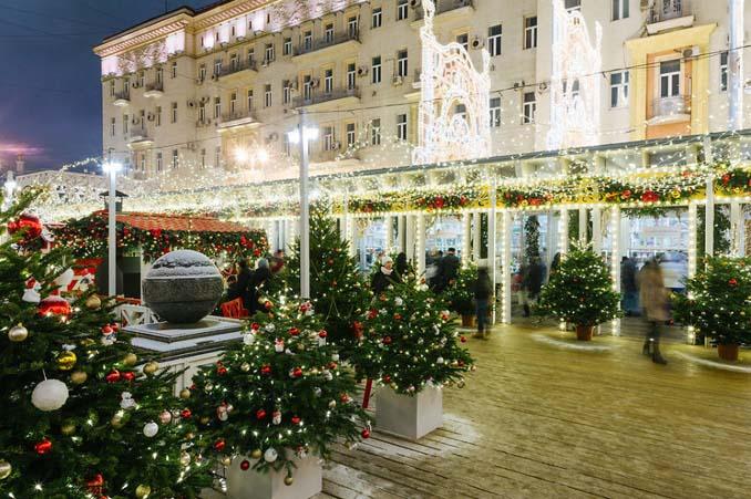 Η χριστουγεννιάτικη Μόσχα είναι απλά μαγευτική! (6)