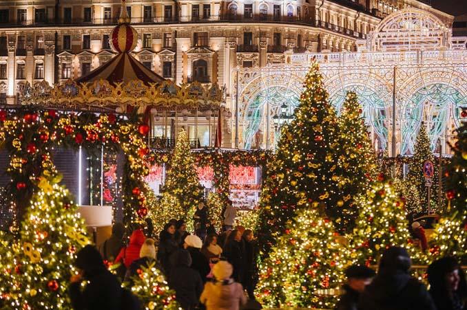 Η χριστουγεννιάτικη Μόσχα είναι απλά μαγευτική! (8)