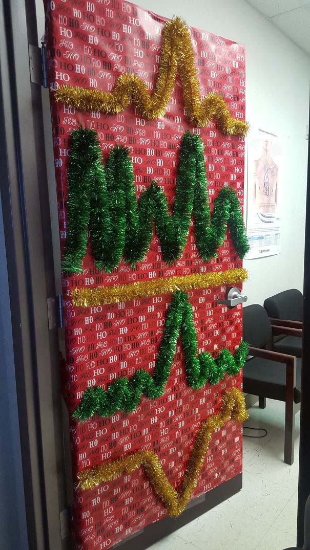 Χριστουγεννιάτικοι στολισμοί σε νοσοκομεία (2)