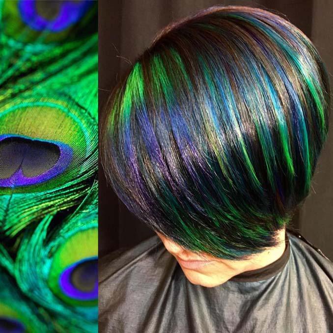 Hair stylist εμπνέεται για το χρώμα μαλλιών από φυσικά τοπία και έργα τέχνης (5)