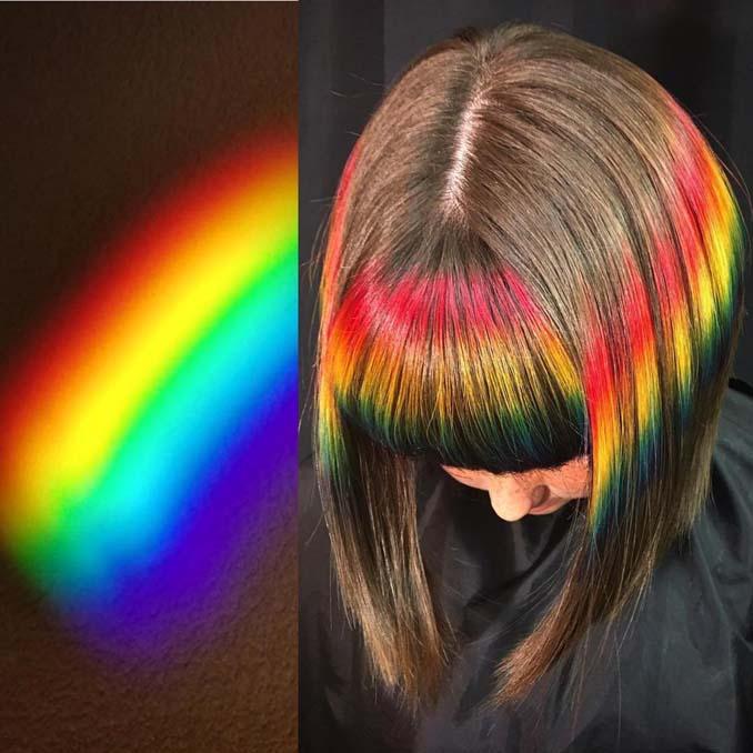 Hair stylist εμπνέεται για το χρώμα μαλλιών από φυσικά τοπία και έργα τέχνης (14)