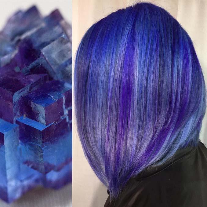 Hair stylist εμπνέεται για το χρώμα μαλλιών από φυσικά τοπία και έργα τέχνης (15)