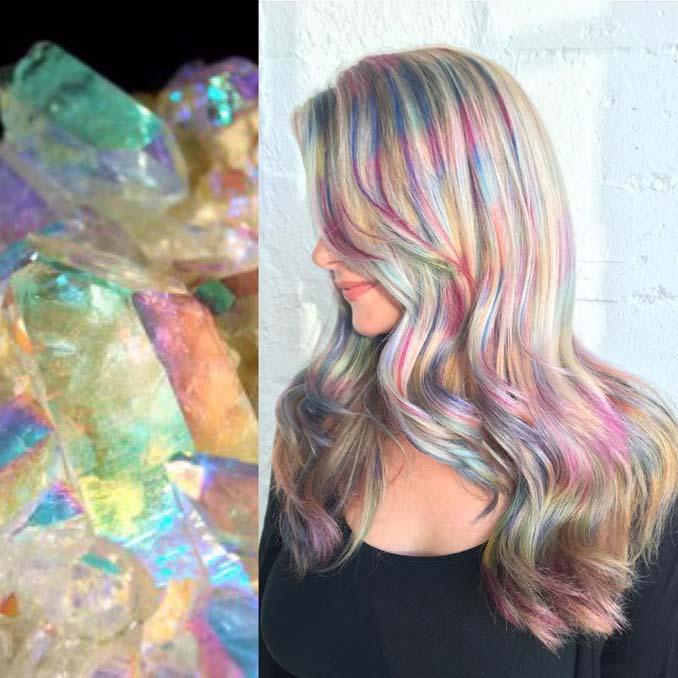 Hair stylist εμπνέεται για το χρώμα μαλλιών από φυσικά τοπία και έργα τέχνης (18)