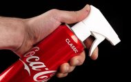 10+1 έξυπνα κόλπα με Coca Cola