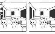 Κόμικ δείχνει με άψογο τρόπο τι συμβαίνει όταν υπεραναλύουμε τη σκέψη μας