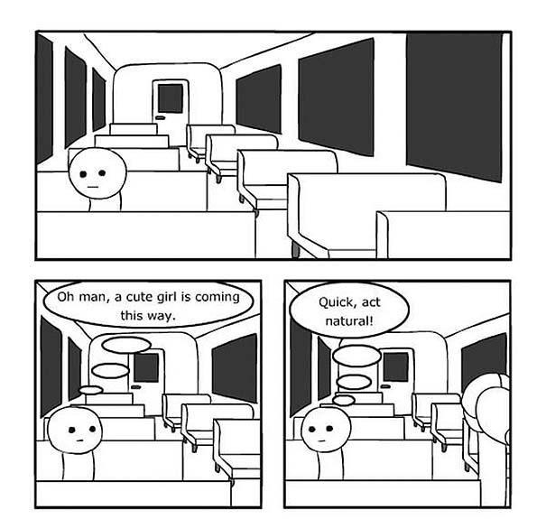 Κόμικ δείχνει με άψογο τρόπο τι συμβαίνει όταν υπεραναλύουμε τη σκέψη μας (1)