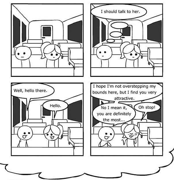 Κόμικ δείχνει με άψογο τρόπο τι συμβαίνει όταν υπεραναλύουμε τη σκέψη μας (2)