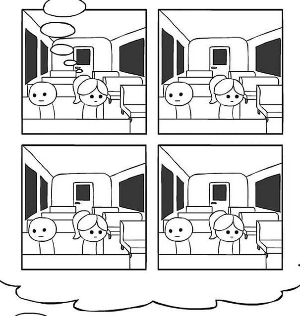 Κόμικ δείχνει με άψογο τρόπο τι συμβαίνει όταν υπεραναλύουμε τη σκέψη μας (7)