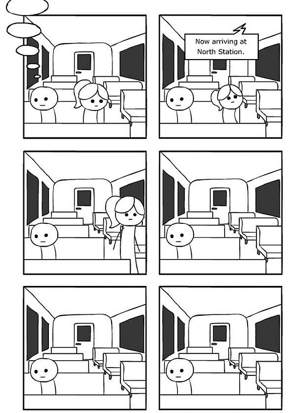 Κόμικ δείχνει με άψογο τρόπο τι συμβαίνει όταν υπεραναλύουμε τη σκέψη μας (13)