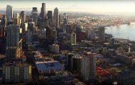 Η εκπληκτική ανάπτυξη του Σιάτλ μέσα σε τρία χρόνια σε ένα 4λεπτο βίντεο