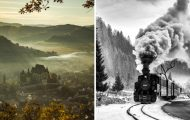 Φωτογράφος καταγράφει την ξεχωριστή ομορφιά της Ρουμανίας (1)