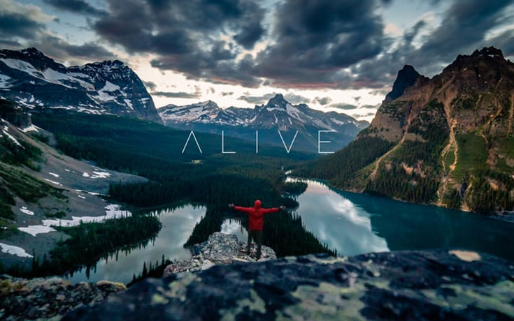 Η φύση του Καναδά μέσα από ένα μαγευτικό 4K time-lapse