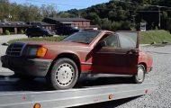 Καθαρίζοντας ένα από τα πιο βρώμικα αυτοκίνητα που έχετε δει