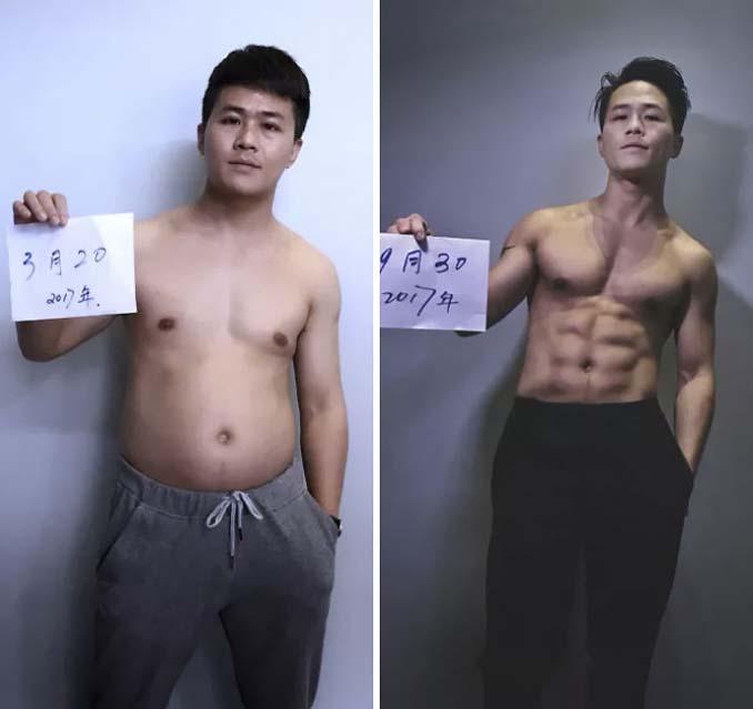 Κινεζική οικογένεια αποφάσισε να αδυνατίσει μαζί και το αποτέλεσμα μετά από 6 μήνες είναι εκπληκτικό (7)