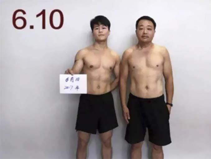 Κινεζική οικογένεια αποφάσισε να αδυνατίσει μαζί και το αποτέλεσμα μετά από 6 μήνες είναι εκπληκτικό (16)