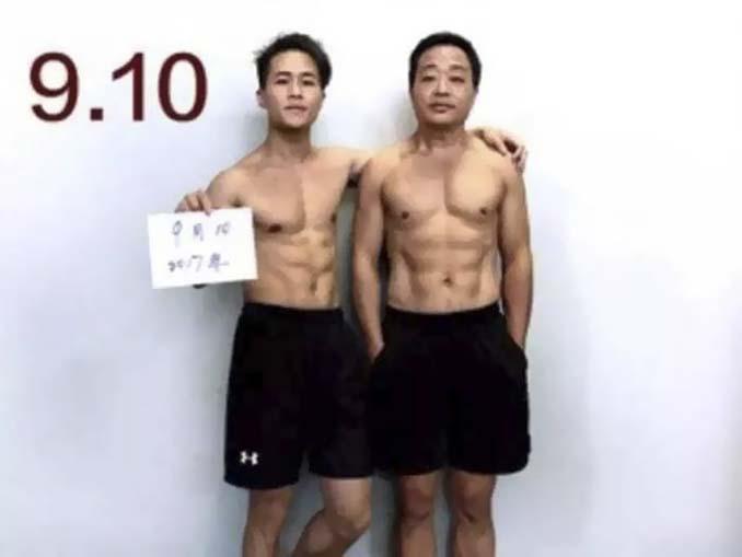 Κινεζική οικογένεια αποφάσισε να αδυνατίσει μαζί και το αποτέλεσμα μετά από 6 μήνες είναι εκπληκτικό (17)