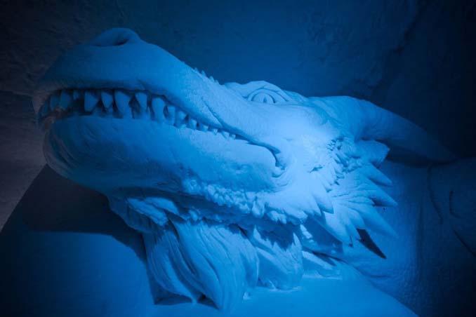 Ξενοδοχείο Game of Thrones από πάγο (8)