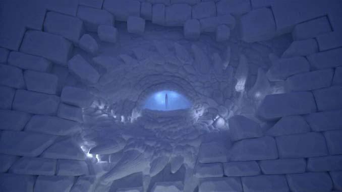 Ξενοδοχείο Game of Thrones από πάγο (1)