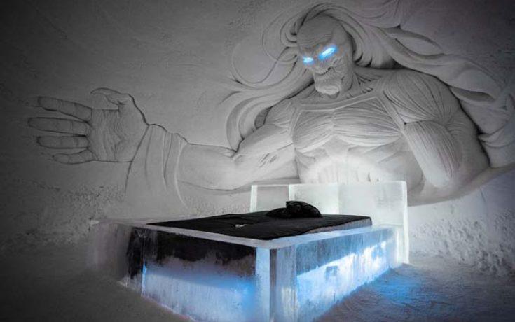 Ξενοδοχείο Game of Thrones από πάγο (2)