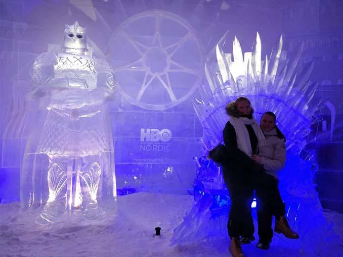 Ξενοδοχείο Game of Thrones από πάγο (6)