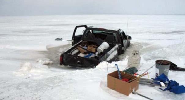 Κωμικοτραγικές καταστάσεις στο ψάρεμα (10)