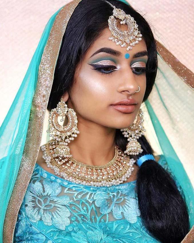 Μοντέλο δείχνει πως θα ήταν οι πριγκίπισσες της Disney ως Ινδές (2)