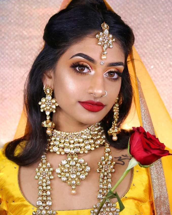Μοντέλο δείχνει πως θα ήταν οι πριγκίπισσες της Disney ως Ινδές (4)