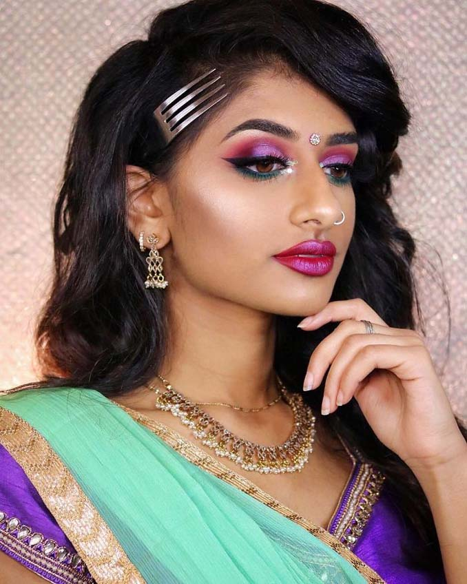 Μοντέλο δείχνει πως θα ήταν οι πριγκίπισσες της Disney ως Ινδές (5)