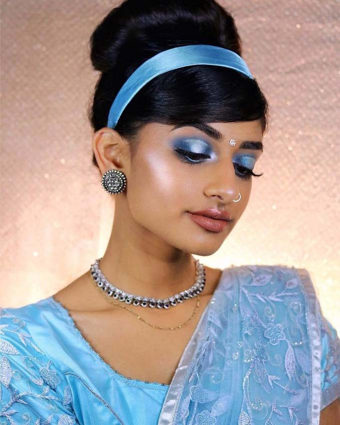 Μοντέλο δείχνει πως θα ήταν οι πριγκίπισσες της Disney ως Ινδές (7)