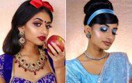 Μοντέλο δείχνει πως θα ήταν οι πριγκίπισσες της Disney ως Ινδές