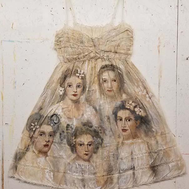 Καλλιτέχνιδα βρίσκει παλιά αντικείμενα και τα μετατρέπει σε εκπληκτικά έργα τέχνης (7)