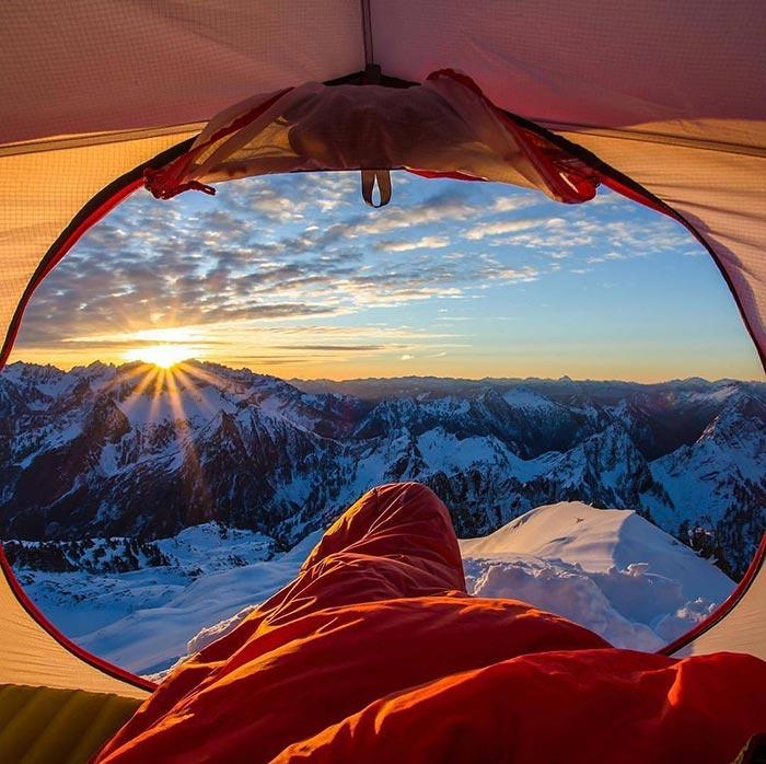 Ξυπνώντας για ένα νέο ξεκίνημα   Φωτογραφία της ημέρας