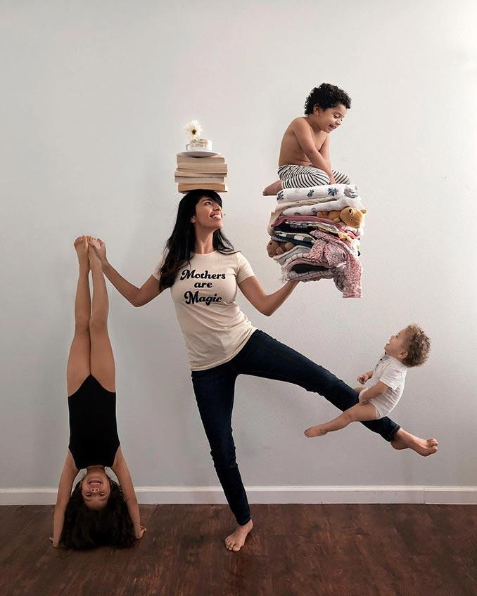 Οι μητέρες είναι μάγοι | Φωτογραφία της ημέρας