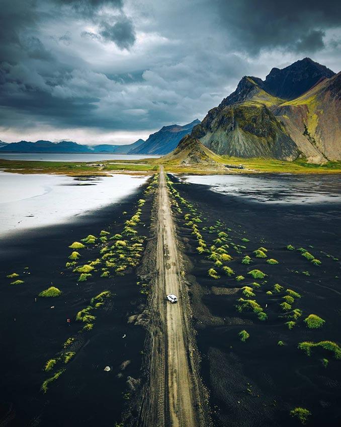 Εξερευνώντας την μοναδική και άγρια ομορφιά της Ισλανδίας | Φωτογραφία της ημέρας