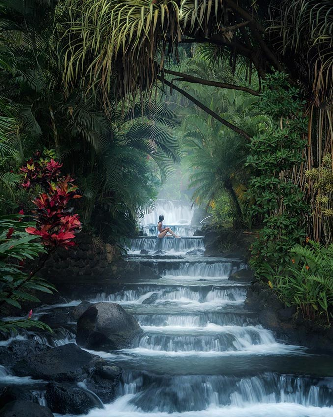 Αυτές οι θερμές πηγές στην Κόστα Ρίκα μοιάζουν βγαλμένες από όνειρο | Φωτογραφία της ημέρας