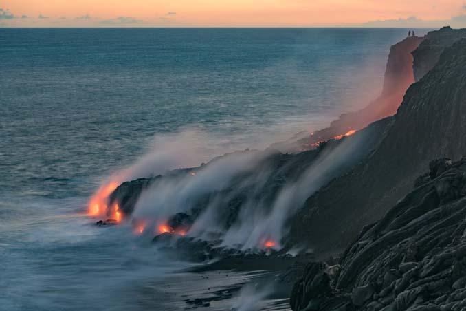 Σπιτάκι AirBnb πάνω σε στρώμα λάβας του πιο ενεργού ηφαιστείου στον κόσμο (7)
