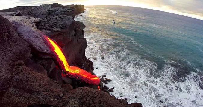 Σπιτάκι AirBnb πάνω σε στρώμα λάβας του πιο ενεργού ηφαιστείου στον κόσμο (8)